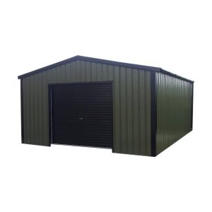 steel stud frame garage 5mx12m