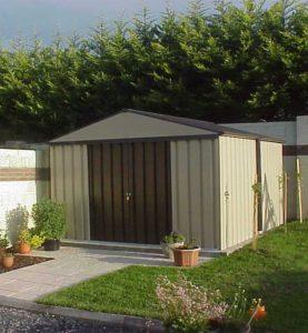 metal garden sheds dublin