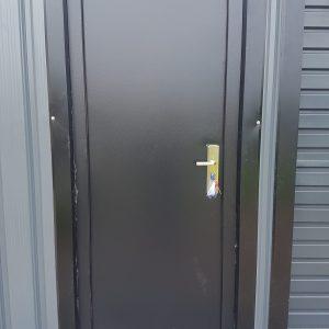 steel access door
